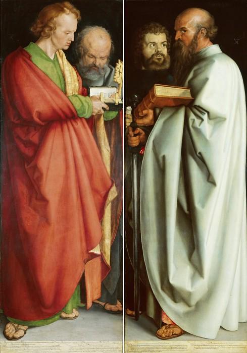 FourApostles